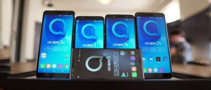 Презентация смартфонов Alcatel 5, 3V, 3X, 3 и 1X – фото 11
