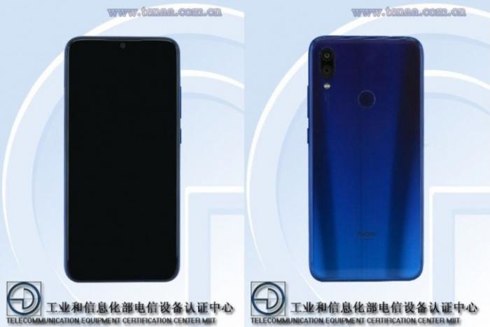 Xiaomi Redmi Note 7 Pro смотрим на рендерах – фото 3