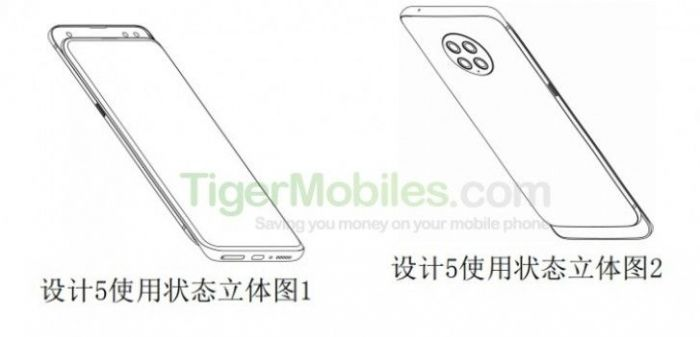 Новые патенты Xiaomi: по пути безрамочности и многокамерности – фото 2