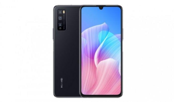 Huawei Enjoy Z на базе Dimensity 800 показал свою производительность