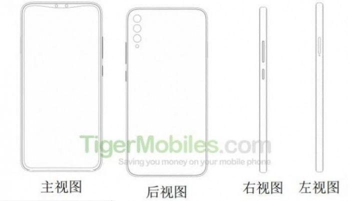 Новые патенты Xiaomi: по пути безрамочности и многокамерности – фото 3