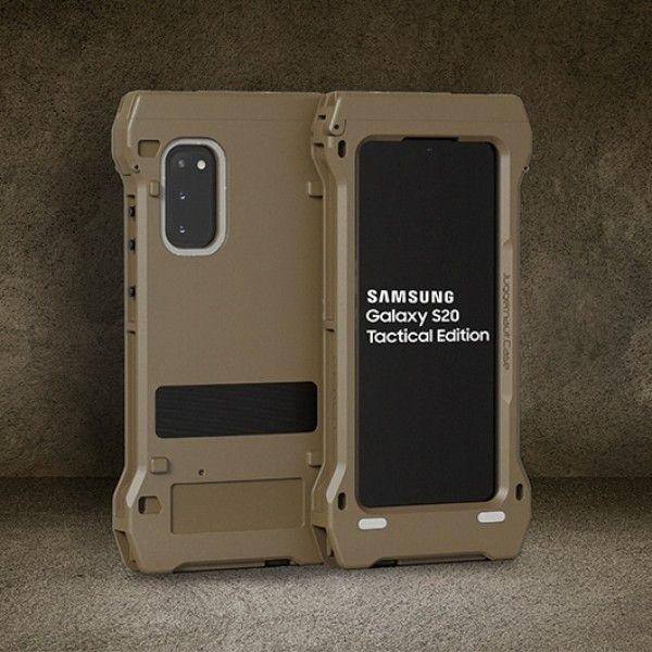 Представлен Samsung Galaxy S20 Tactical Edition: максимум защиты при максимуме возможностей – фото 3