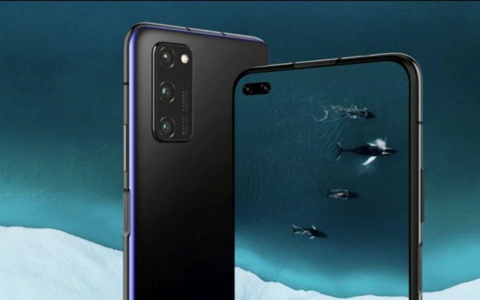 Какими характеристиками могут наделить смартфоны серии Honor V40 – фото 1