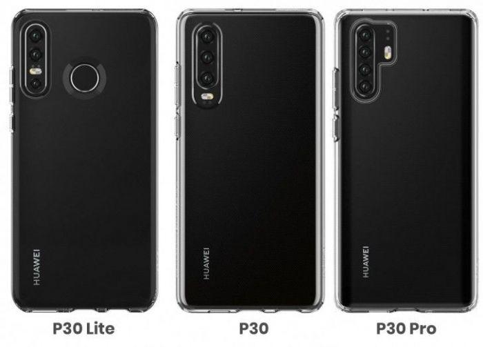 Показали дизайн Huawei P30 Lite – фото 4