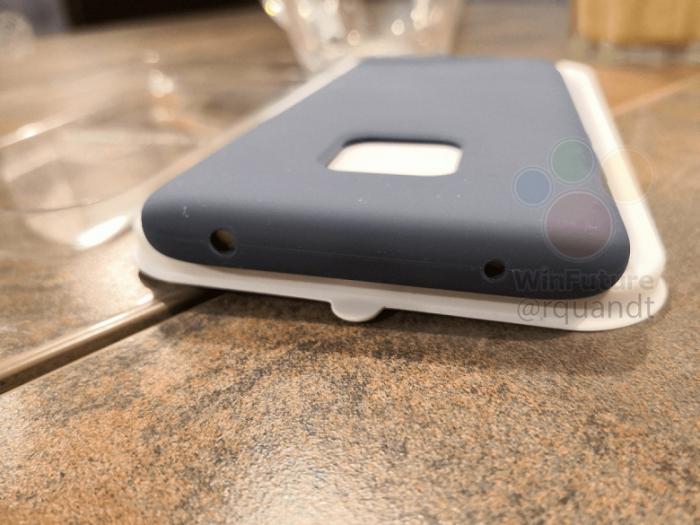 Фотографии чехла для Huawei Mate 20 Pro без разъема 3,5 мм – фото 4