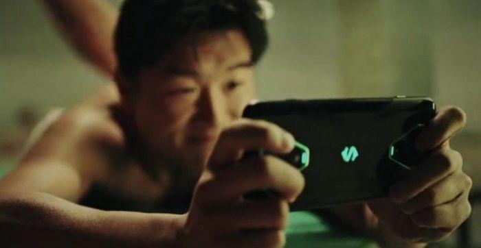 Дизайн Xiaomi Black Shark 3 на промо-видео и очередной рекорд в AnTuTu – фото 1