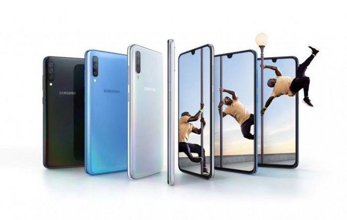 Анонс Samsung Galaxy A70 с емкой батарейкой и двумя 32 Мп камерами – фото 1