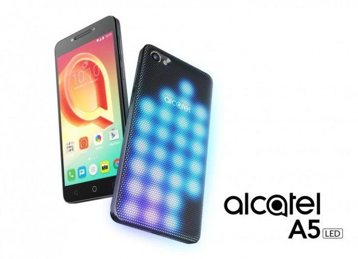 Alcatel A3 и Alcatel U5 — бюджетные новинки MWC 2017 – фото 1