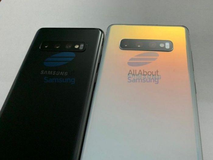 Какими будут Samsung Galaxy S10 и Galaxy S10+: вот вам порция качественных снимков – фото 1