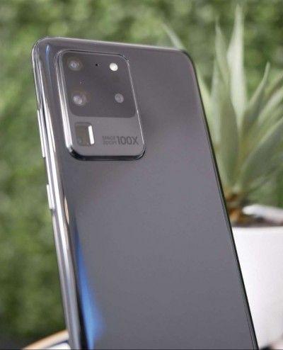 Цены на серию Samsung Galaxy S20 и фото Galaxy S20 Ultra – фото 1