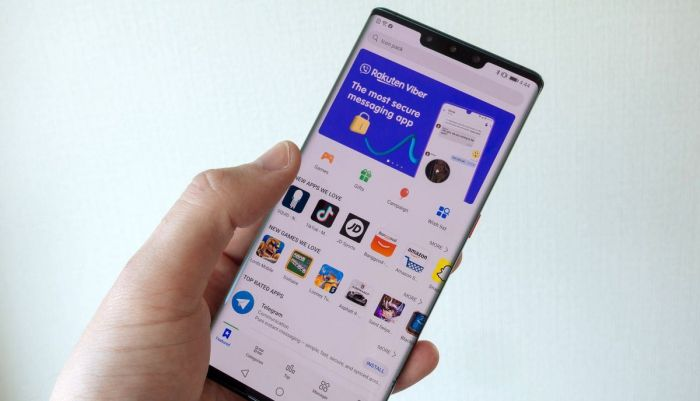 Huawei смартфоны