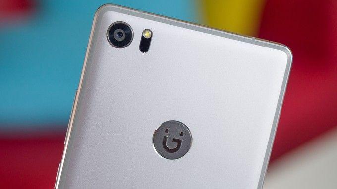 Gionee M6 получит встроенный чип безопасности – фото 1