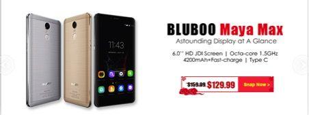 Bluboo проводит новогоднюю акцию и снижает цены на свои смартфоны до 50% – фото 4