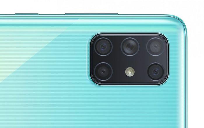 Samsung Galaxy A72: пентакамера прибыла – фото 1