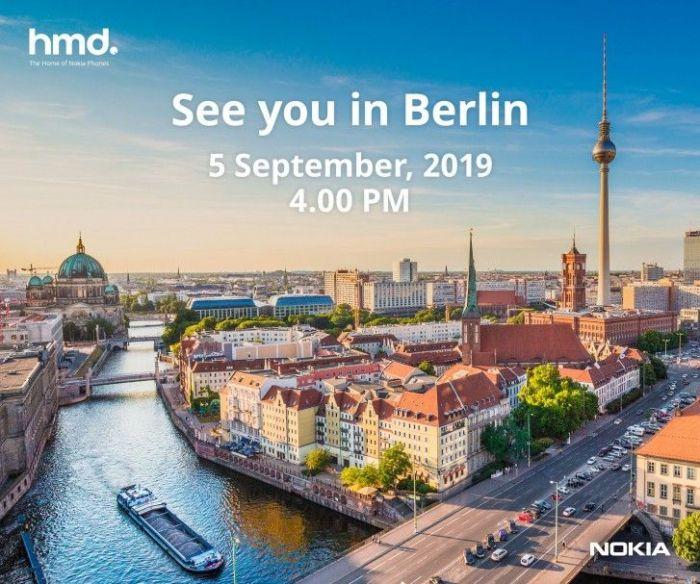 HMD Global едет на IFA 2019. Ждем анонс Nokia 6.2 и Nokia 7.2