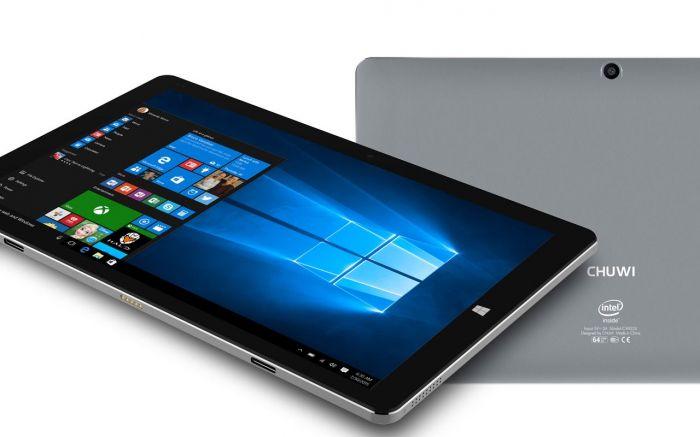 Chuwi HiBook Pro – гибридный планшет с 10,1-дюймовым OGS-дисплеем с разрешением 2К – фото 1