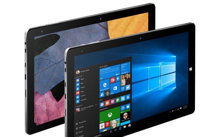Chuwi HiBook Pro – гибридный планшет с 10,1-дюймовым OGS-дисплеем с разрешением 2К – фото 2