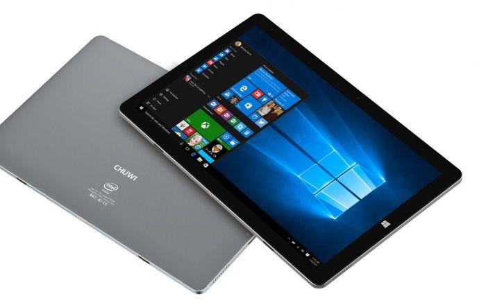 Chuwi HiBook Pro – гибридный планшет с 10,1-дюймовым OGS-дисплеем с разрешением 2К – фото 4