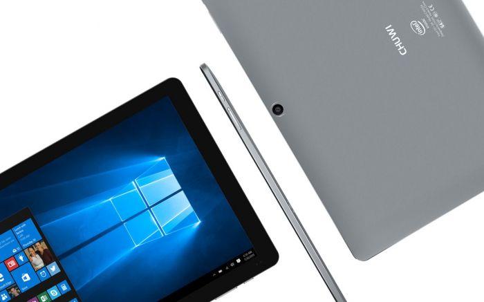 Chuwi HiBook Pro – гибридный планшет с 10,1-дюймовым OGS-дисплеем с разрешением 2К – фото 6