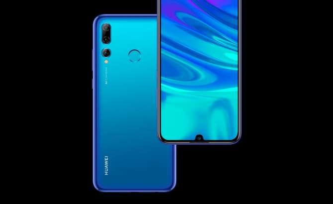 Представлен Huawei P Smart+ (2019) с тройной камерой – фото 1
