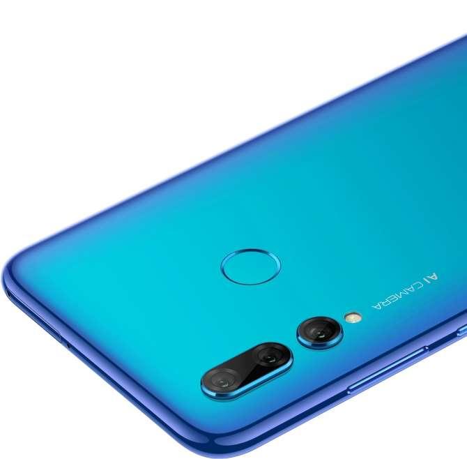 Представлен Huawei P Smart+ (2019) с тройной камерой – фото 2