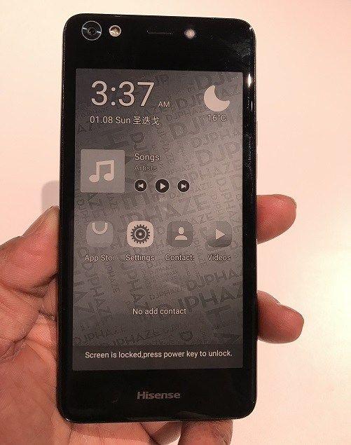 Hisense A2 получил два дисплея и чип Snapdragon 430 – фото 2