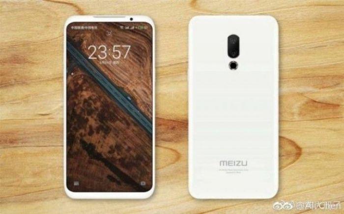 Meizu 16 появился на промо-изображении – фото 1