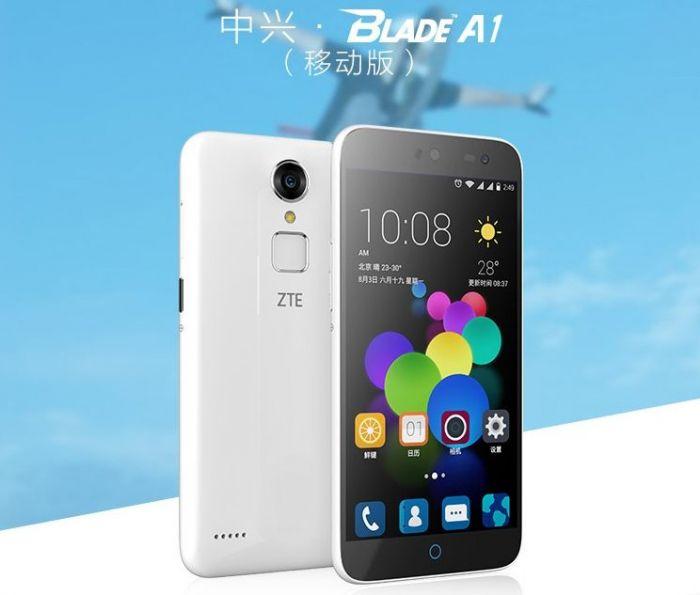 ZTE Blade A1 обзор: доступная роскошь в сегменте доступных устройств – фото 1