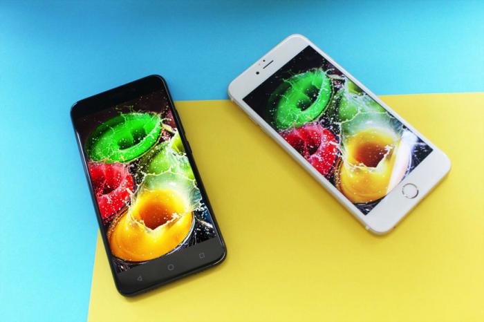 AllCall Madrid: сравнение с iPhone 6s Plus и шанс выиграть смартфон бесплатно – фото 1