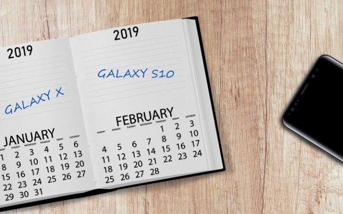 Назвали время дебюта Samsung Galaxy S10 и складного Galaxy X – фото 2