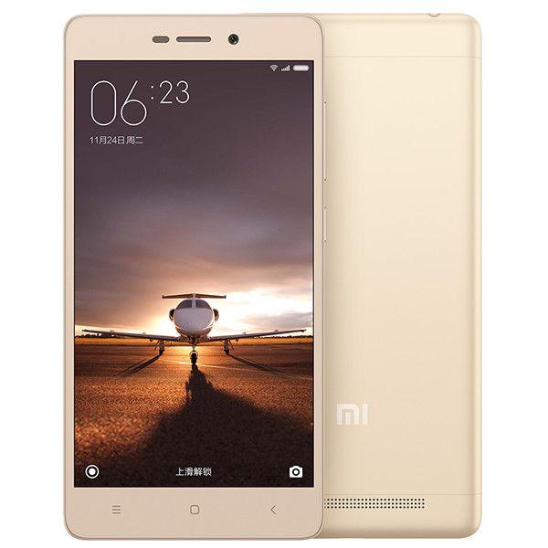 Xiaomi Redmi 3: продажи стартовали. Можно приобрести смартфон без узора на задней панели – фото 1