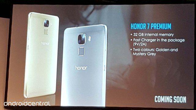Huawei Honor 7 Premium Edition: смартфон для европейских пользователей с 32 Гб ПЗУ и технологией быстрой зарядки – фото 1