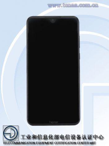 Honor 8X (8S) предлагает фасад, отличный от прочих устройств компании – фото 1