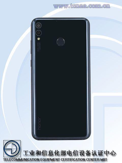 Honor 8X (8S) предлагает фасад, отличный от прочих устройств компании – фото 2