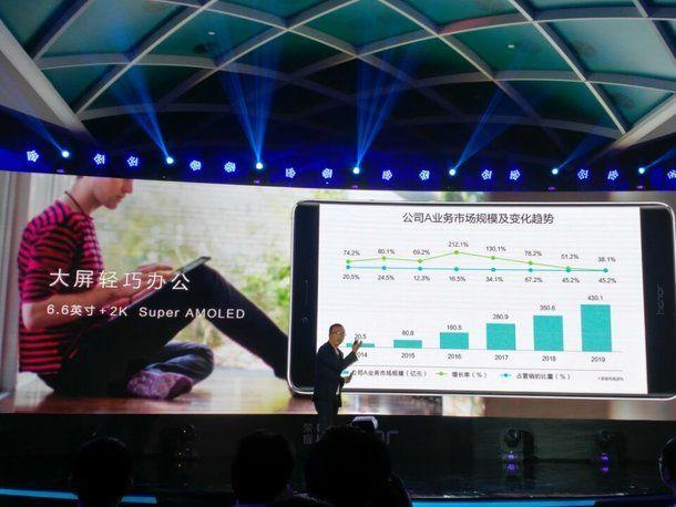 Huawei Honor Note 8 с 6,6-дюймовым 2К-дисплеем и Kirin 955 представлен официально – фото 3