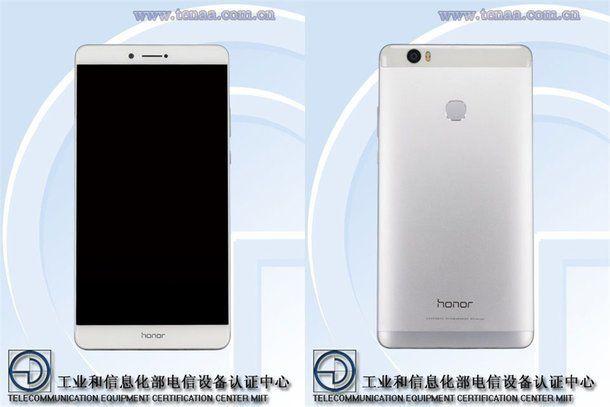 Огромный Huawei Honor V8 Max засветился на сайте сертификационного агентства – фото 1