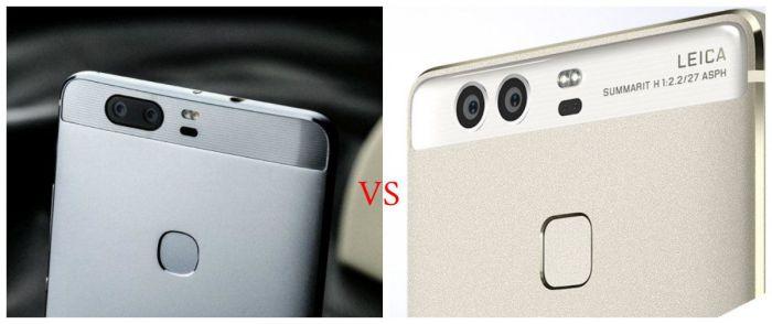 Сравнение Huawei P9 и Honor V8: сравнение флагманов и выбор цены – фото 2