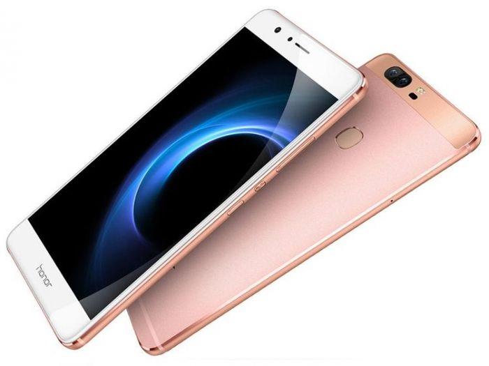 Huawei Honor 8 распаковка: скользкий, приятный и когда камер много не бывает – фото 1
