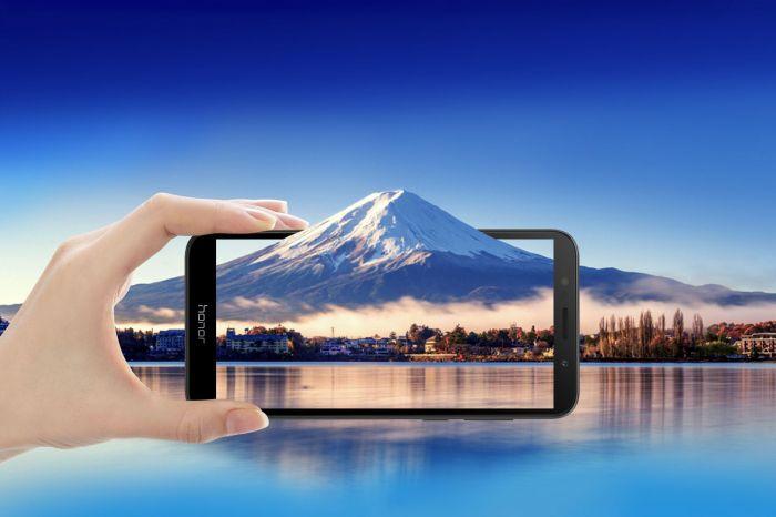 Вышел бюджетный Honor 7S с FullView-экраном и чипом MediaTek – фото 2