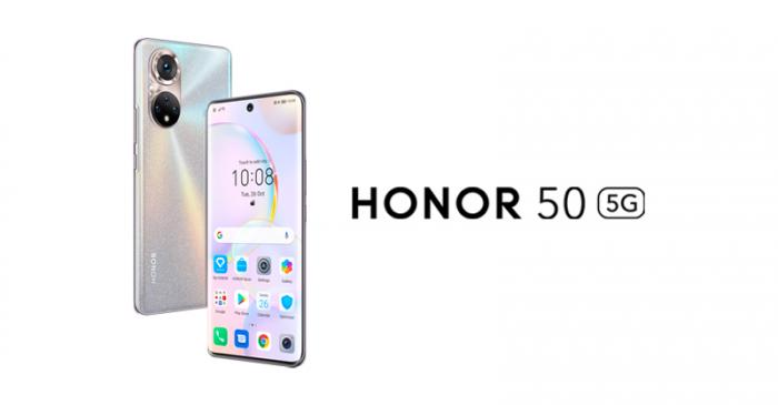 Honor 50 выходит на глобальный рынок с Google-сервисами – фото 1