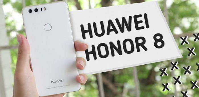 Huawei Honor 8: обзор смартфона, когда две камеры это хорошо – фото 1