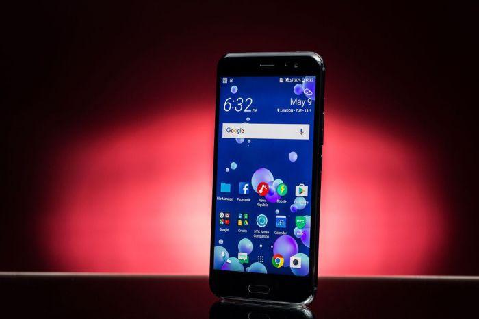 Представлен HTC U11: мощный флагман с технологией Sense Edge и лучшей камерой на рынке – фото 7