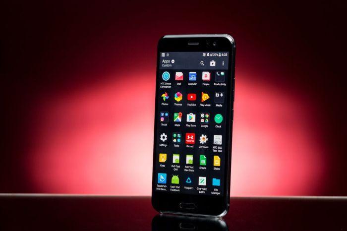 Представлен HTC U11: мощный флагман с технологией Sense Edge и лучшей камерой на рынке – фото 6