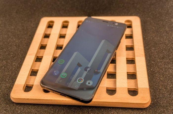 Анонс HTC U11+: полноэкранный флагман с емким аккумулятором и определением силы сжатия – фото 4
