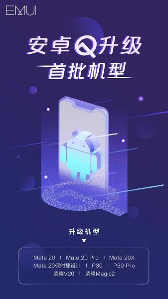 Huawei назвала смартфоны, которые обновит до Android Q – фото 1