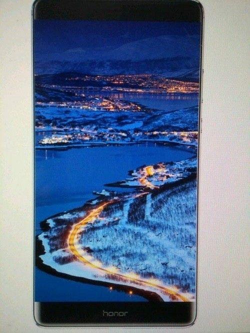Honor Note 9 будет иметь стеклянный корпус и безрамочный экран – фото 1