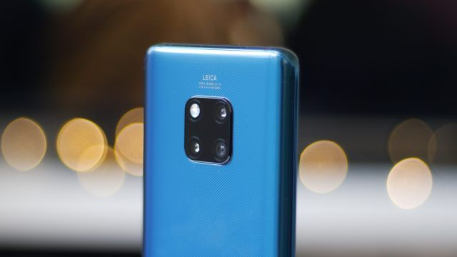 Спрос на Huawei Mate 20 Pro в Европе стал рекордным – фото 1