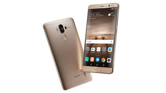Huawei Mate 10 готовится к выходу в октябре 2017 – фото 1