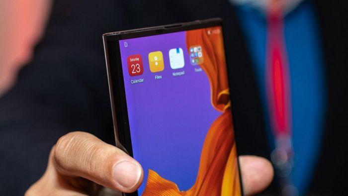 Анонс Huawei Mate X: гибкий экран, 5G и ультрабыстрая зарядка – фото 7
