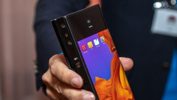 Анонс Huawei Mate X: гибкий экран, 5G и ультрабыстрая зарядка – фото 9